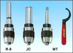 1-13mm #278 Precision Integrated Keyless CNC Drill Chuck MAS BT30 M12